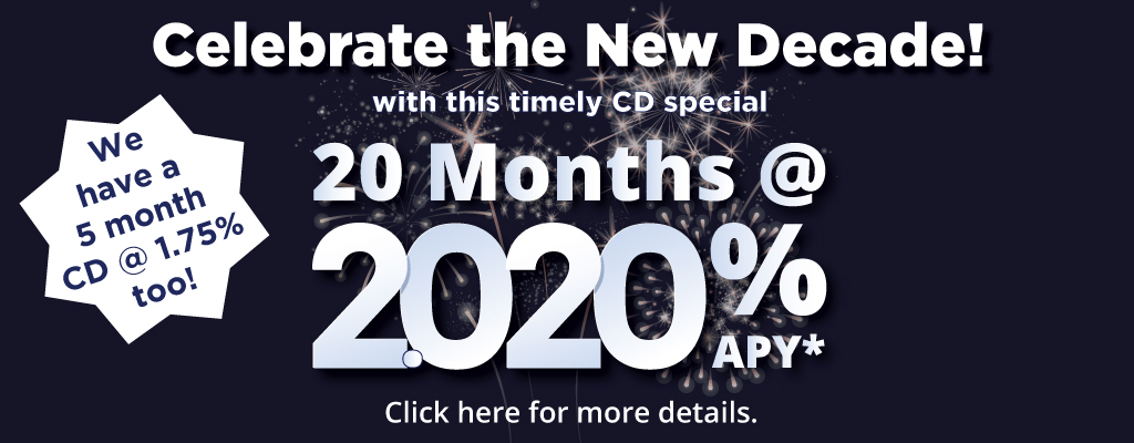 CD special - 2.020 for 20 months