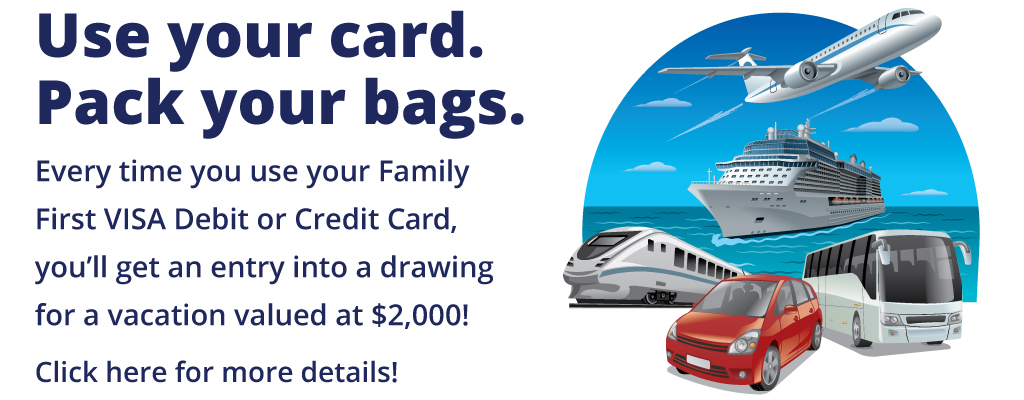 Win a vacation!